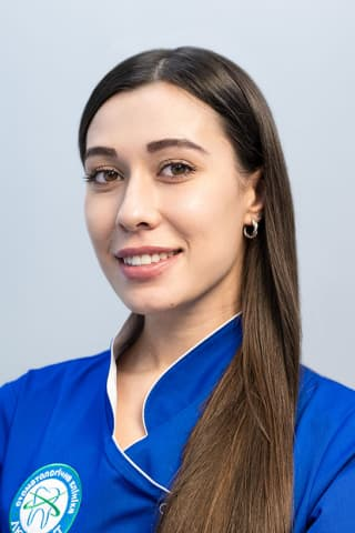 Orthopedist, Dorzht Alina of dental clinics Lumi-Dent in Kiev